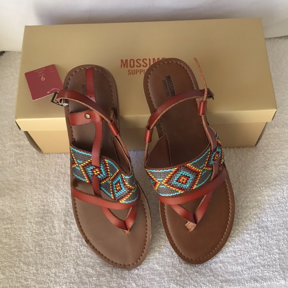 9d374bdbb4f Mossimo Supply Co. Sonora Thong Sandals